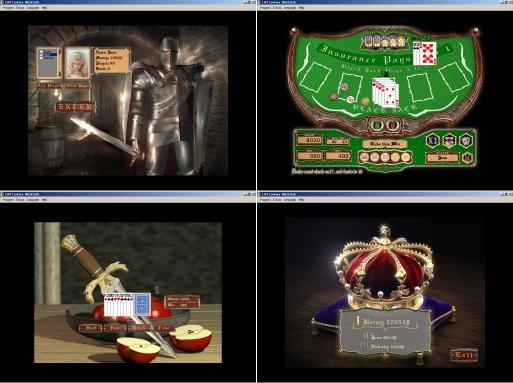 Click to view 12th Century BlackJack 2.1.3.1 screenshot