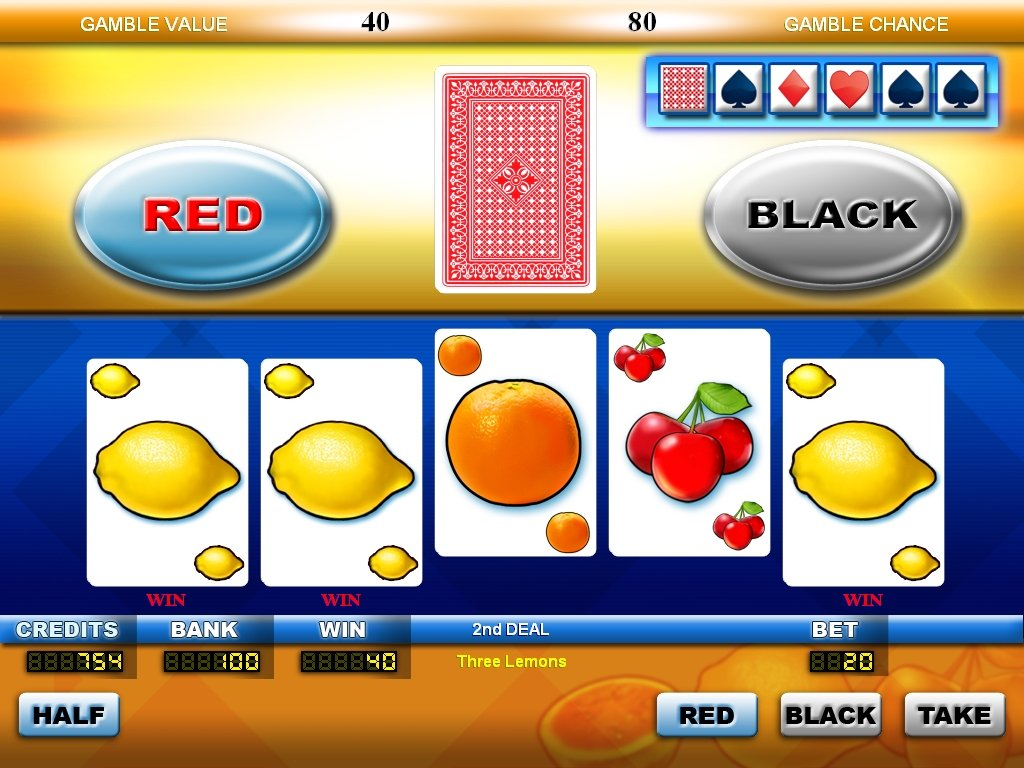 casino jatekok fruit poker