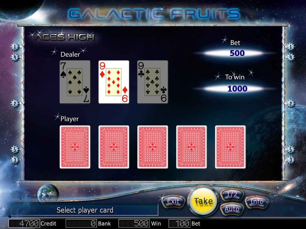 casino 5 liner fruit machine