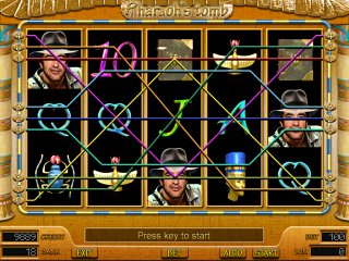 Pharaohs Tomb™ Slot Machine Game to Play Free in Blue Gem Gamings Online Casinos