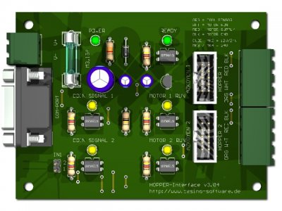 HOPPER-Interface