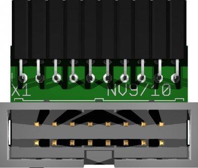 GBA zu NV10 Adapter