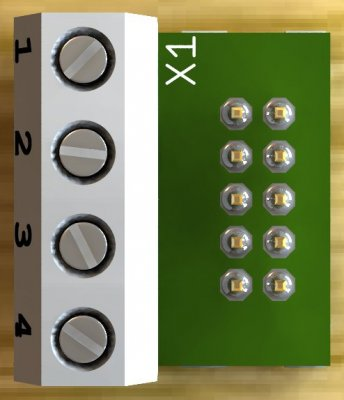 Note dispenser ND-300 Adapter