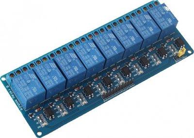 8 Channel Relay Module
