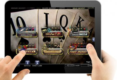 Casino Games Tablet