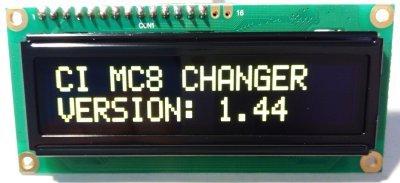 OLED Display 162 WS