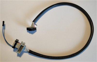 Y-flat ribbon cable 10pin