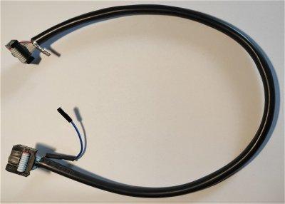 LCD-Flachbandkabel 10pol. 40cm